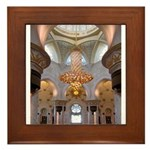 Sheikh Zayed Grand Mosque Men Framed Tile