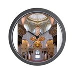 Sheikh Zayed Grand Mosque Men Wall Clock