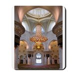 Sheikh Zayed Grand Mosque Men Mousepad