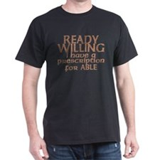 Funny Ready and able T-Shirt