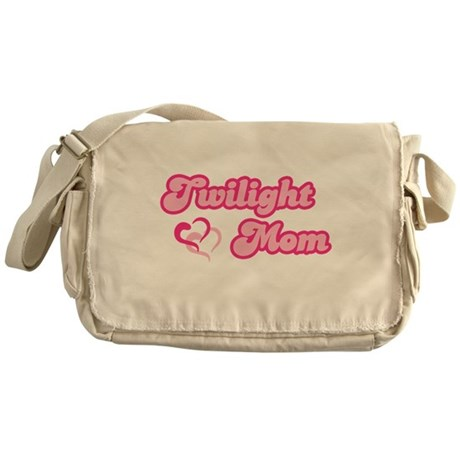 Twilight Mom Messenger Bag