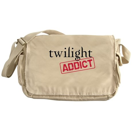 Twilight Addict Messenger Bag
