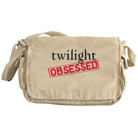 Twilight Obsessed Messenger Bag