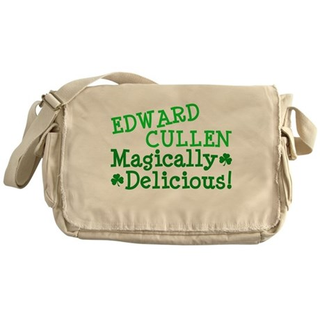 Edward Magically Delicious Messenger Bag