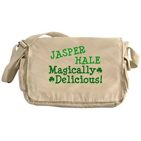 Jasper Magically Delicious Messenger Bag