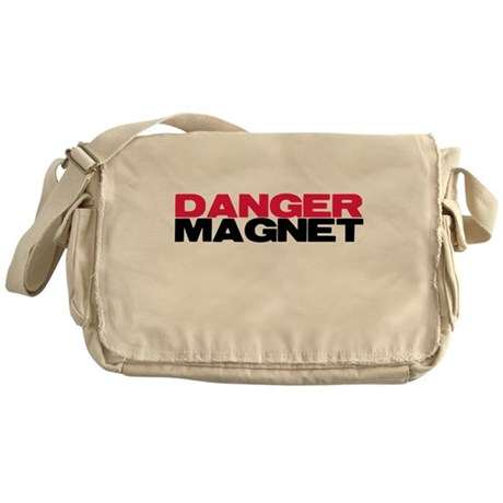 Danger Magnet Twilight Messenger Bag