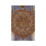 Jewelled Chandelier Rectangle Magnet (10 pack)