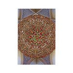 Jewelled Chandelier Rectangle Magnet