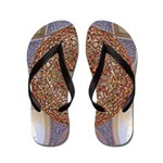 Jewelled Chandelier Flip Flops