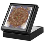 Jewelled Chandelier Keepsake Box