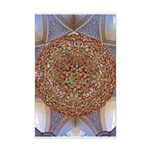 Jewelled Chandelier Mini Poster Print