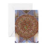 Jewelled Chandelier Greeting Cards (Pk of 10)