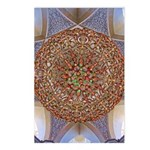 Jewelled Chandelier Postcards (Package of 8)