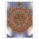 Jewelled Chandelier Small Poster