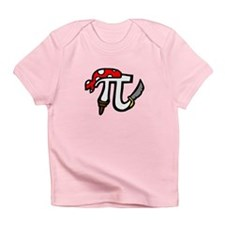Pi Pirate Infant T-Shirt
