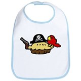 Pie Pirate Bib
