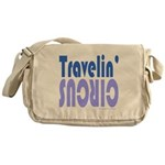 TRAVLIN' CIRCUS Messenger Bag