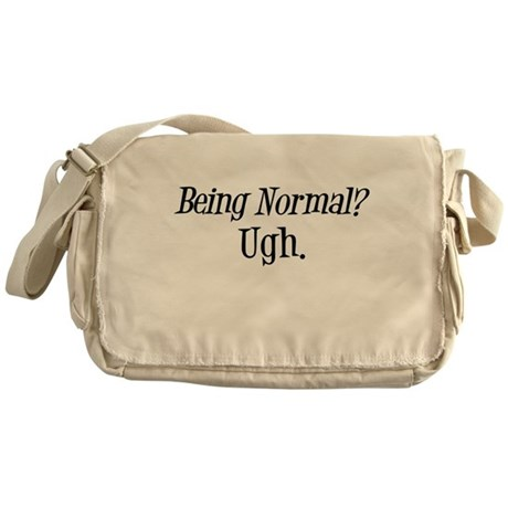 Normal Ugh Twilight Messenger Bag