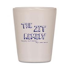 Zit Remedy Shot Glass