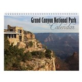 Grand Canyon Photography Wall Calendar