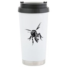Bee Ceramic Travel Mug