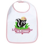 Little Stinker Addison Bib