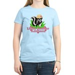 Little Stinker Addison Women's Light T-Shirt