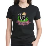 Little Stinker Addison Women's Dark T-Shirt