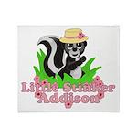 Little Stinker Addison Throw Blanket