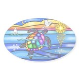 Sea Turtle (#8) Decal