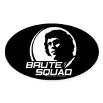 Princess Bride Brute Squad Sticker (Oval)