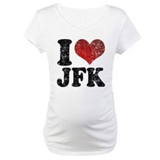 I heart JFK Shirt