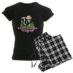 Little Stinker Allison Women's Dark Pajamas