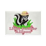 Little Stinker Allison Rectangle Magnet (10 pack)