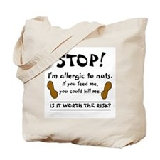 Allergy Tote Bag