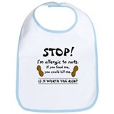 Cool Allergy Bib