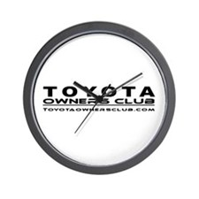 Cute Toyota Wall Clock