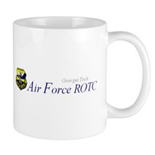 Cute Air force rotc Small Mugs