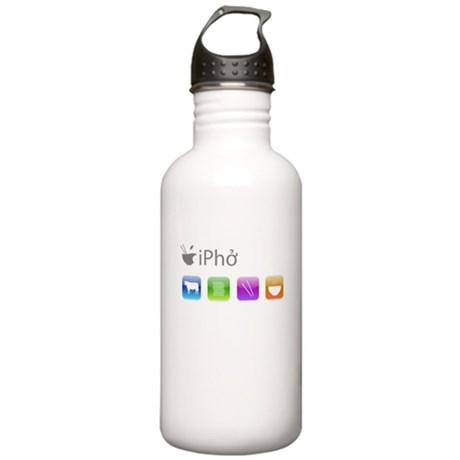 iPho Stainless Water Bottle 1.0L