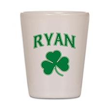 Ryan Irish Shot Glass
