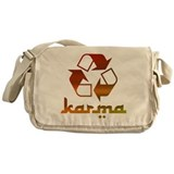 Recycle KARMA Messenger Bag