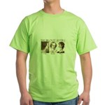 The Bronte Sisters Green T-Shirt