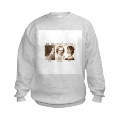 The Bronte Sisters Kids Sweatshirt