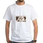 The Bronte Sisters White T-Shirt