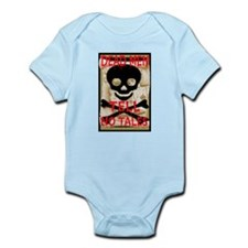 Dead Men Tell No Tales Infant Bodysuit