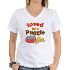 Puggle Dog Gift Shirt