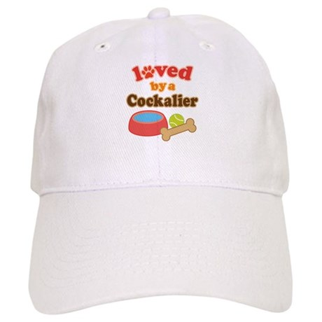 Cockalier Dog Gift Cap