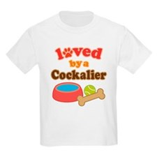 Cockalier Dog Gift T-Shirt