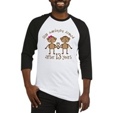 13th Anniversary Love Monkeys Baseball Jersey