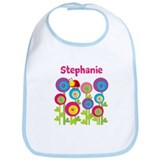 Garden Personalized Bib